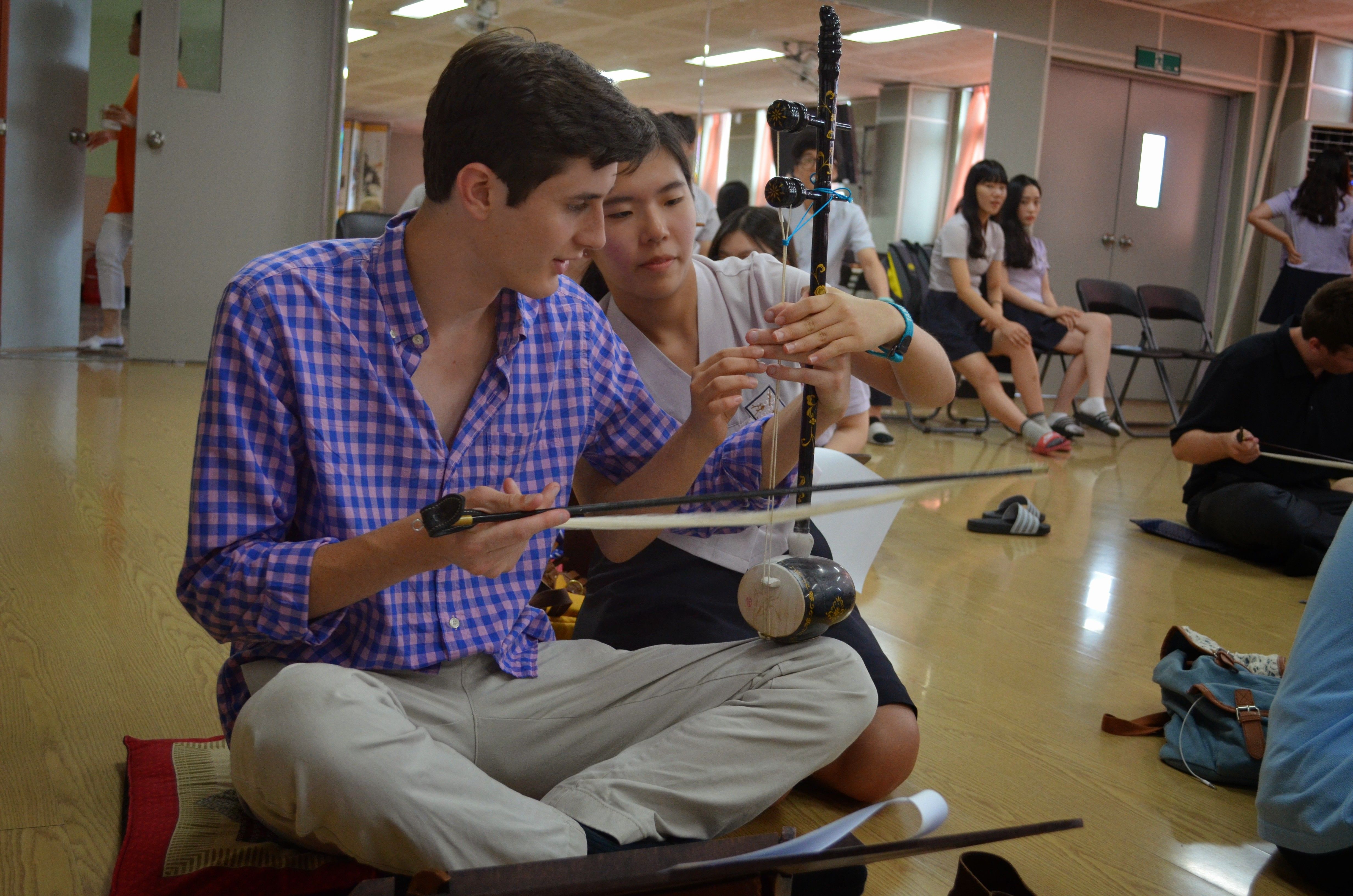 Korean_Summer_2014__AC__-_Music_Lesson